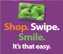 Shop. Swipe. Smile