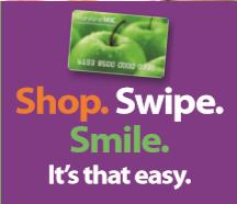 Shop. Swipe. Smile