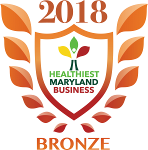 2018 Bronze Wellness at Work Award