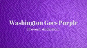 Washington Goes Purple