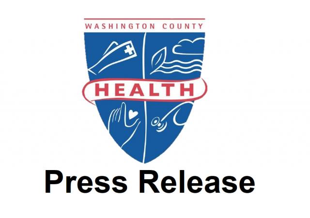 WCHD logo Press Release