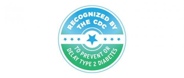 Recognized by the CDC to prevent or delay type 2 diabetes