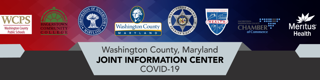 Washington County, Maryland Joint Information Center COVID19